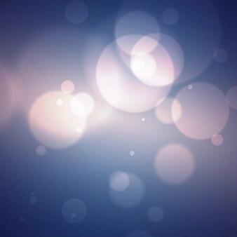 Абстрактная красочная предпосылка bokeh. векторная иллюстрация
