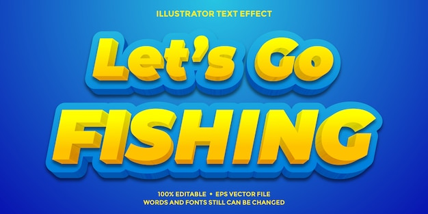 Bold orange and blue text effect 3d
