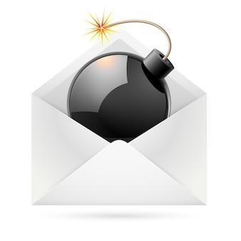 폭탄 메일