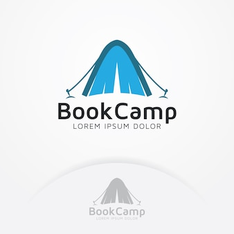 Book camp logo