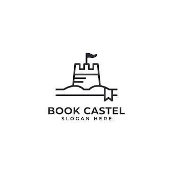 Книга castel logo