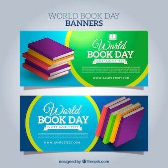 Book day banners