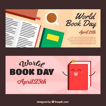 Книга день баннеры