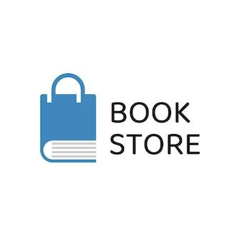 Book store logo design inspiration