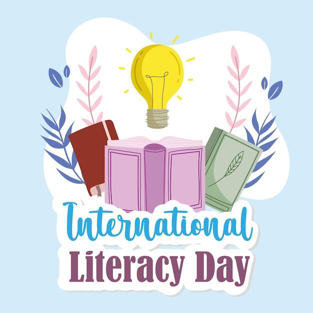 국제 문해의 날을 위한 책