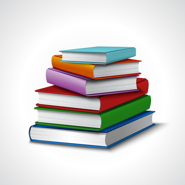 stack of books vectors photos and psd files free download rh freepik com stack of books vector png