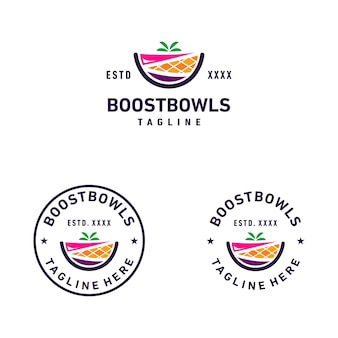 Логотип boosbowls