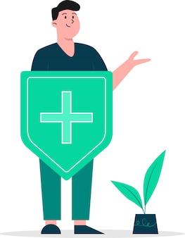 Boost immunity with medicine