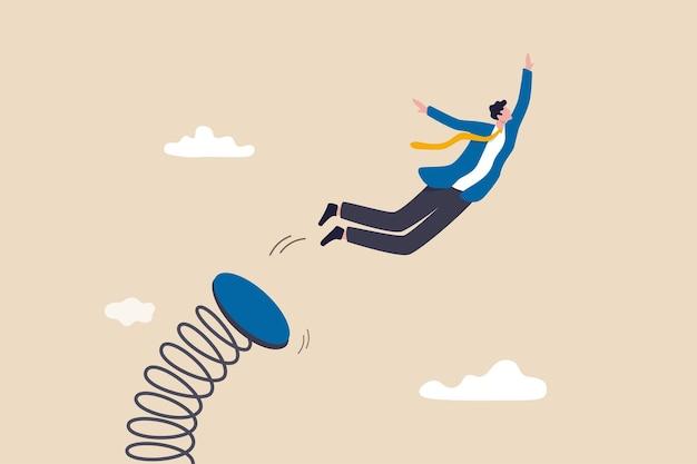 비즈니스 성장, 개선, 경력 경로 또는 직업 승진을 촉진하십시오.
