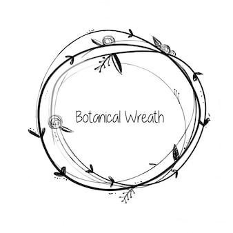 Botanic frame