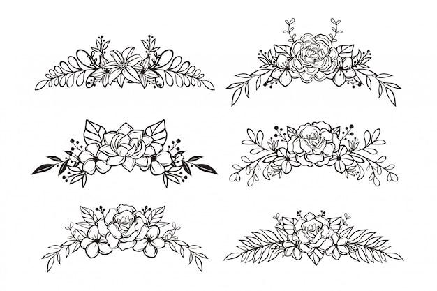 花束セットデザイン