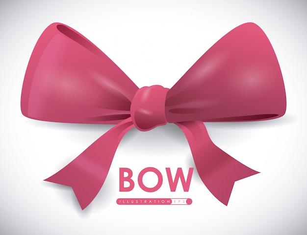 Bow decoration