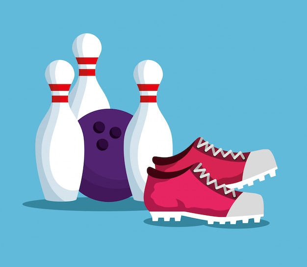 Bowling elements