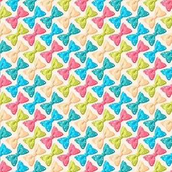 Банты с точками