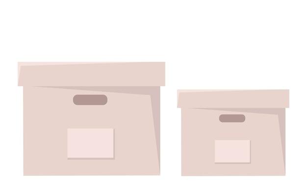 다양한 품목을 위한 상자 욕실 침실 또는 옷장용 사물 보관 인테리어 품목