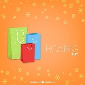 Бокс день на рождество