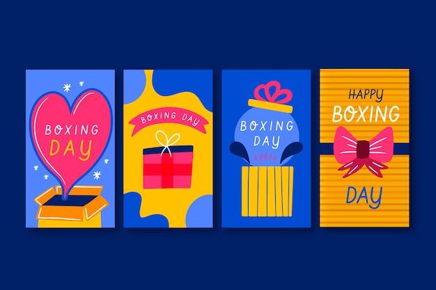Коллекция рассказов instagram день подарков