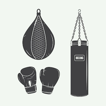 Boxing and martial arts elements.