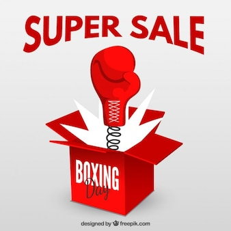 Boxing say super sale