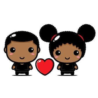 소년과 소녀는 서로 사랑