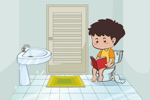 화장실에서 보 읽기 책