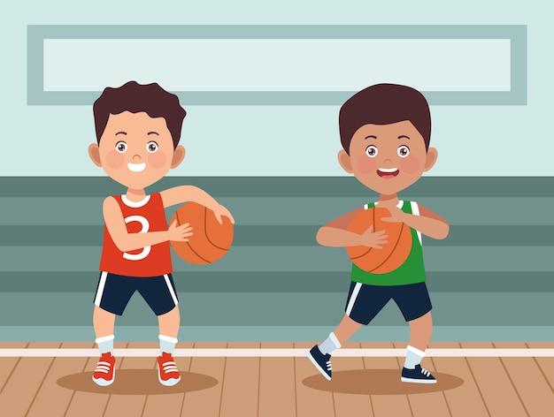 농구 소년