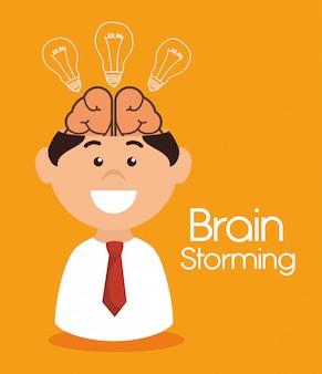 Мозговой штурм дизайн