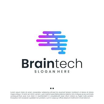 ブレインテック、ロゴデザインのインスピレーション