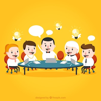 Brainstorming Vectors Photos And Psd Files Free Download