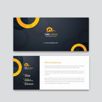 Brand compliment card