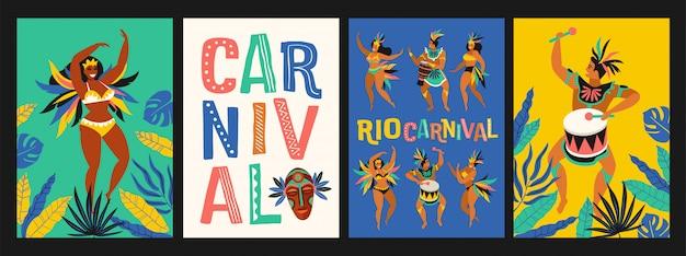 Brazil carnival.