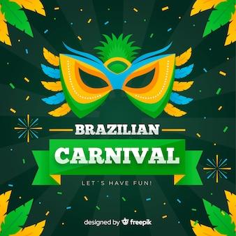 Brazilian carnival background
