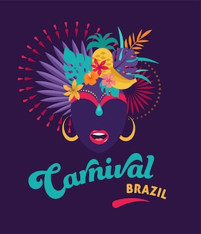 브라질 카니발, 음악 축제, 가장 무도회