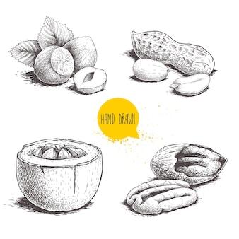 Бразильские орехи и пекан