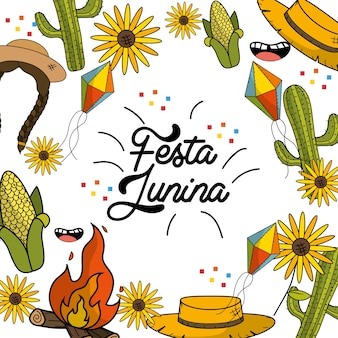 Brazilian things to celebrate festa junina