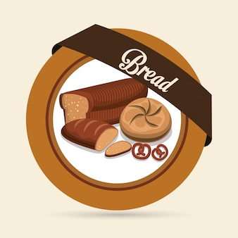 Bread and bakery design