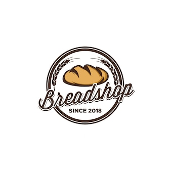 Bread logo design