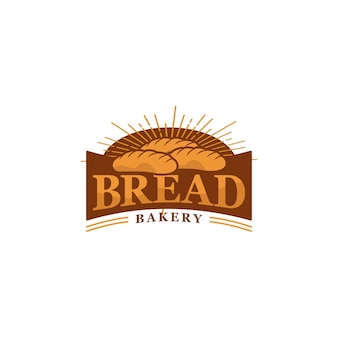 Bread logo design