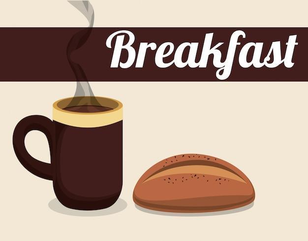 Breakfast food design
