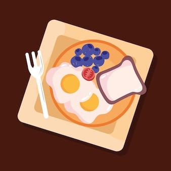 아침식사 건강식