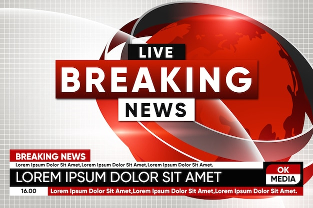 Breaking news streaming