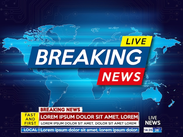 Последние новости.