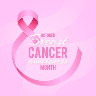 Breast cancer awareness month celebration