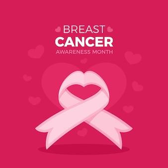 乳がん啓発月間コンセプト
