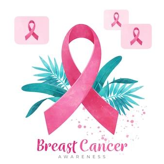 Месяц осведомленности о раке груди