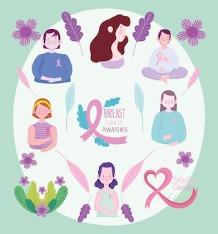 유방암 인식 세트