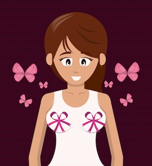 Breast cancer campaing