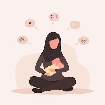 母乳育児の問題と質問