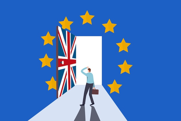 Brexitの交渉、取引、決定
