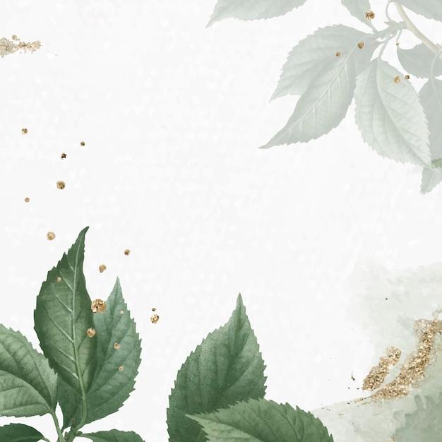 ブライアンソンアプリコットの葉のパターンの背景